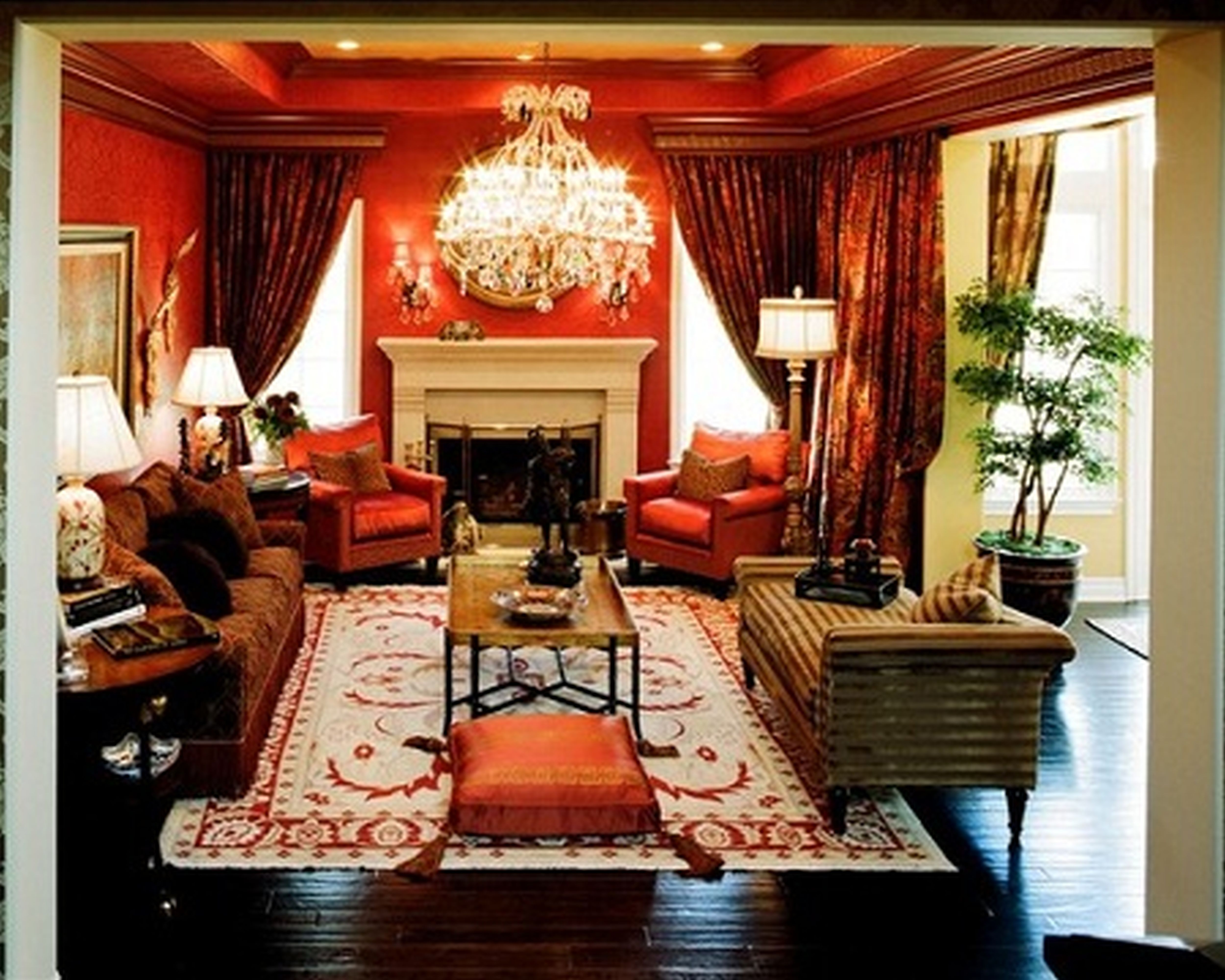 even red lighting furniture elegant livings cool and black ceiling room lamp sets awesome brown carpet divine living