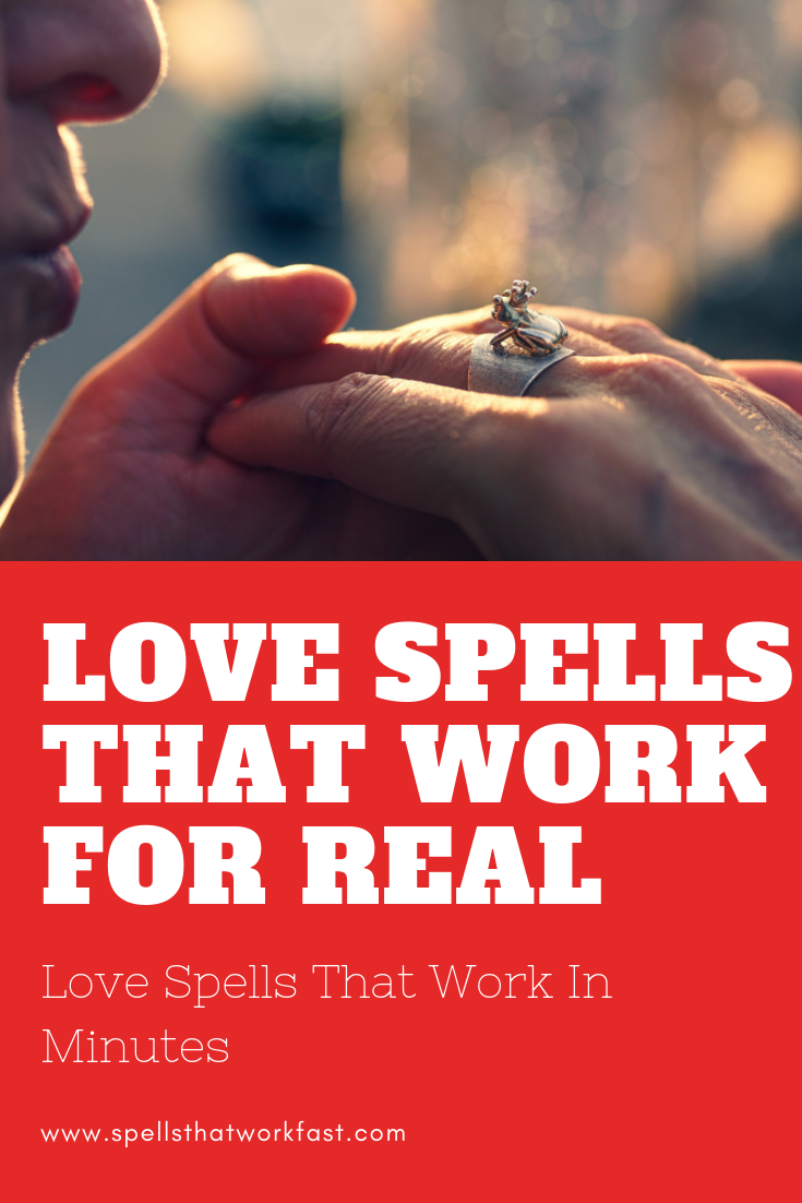 free love spells that work in minutes