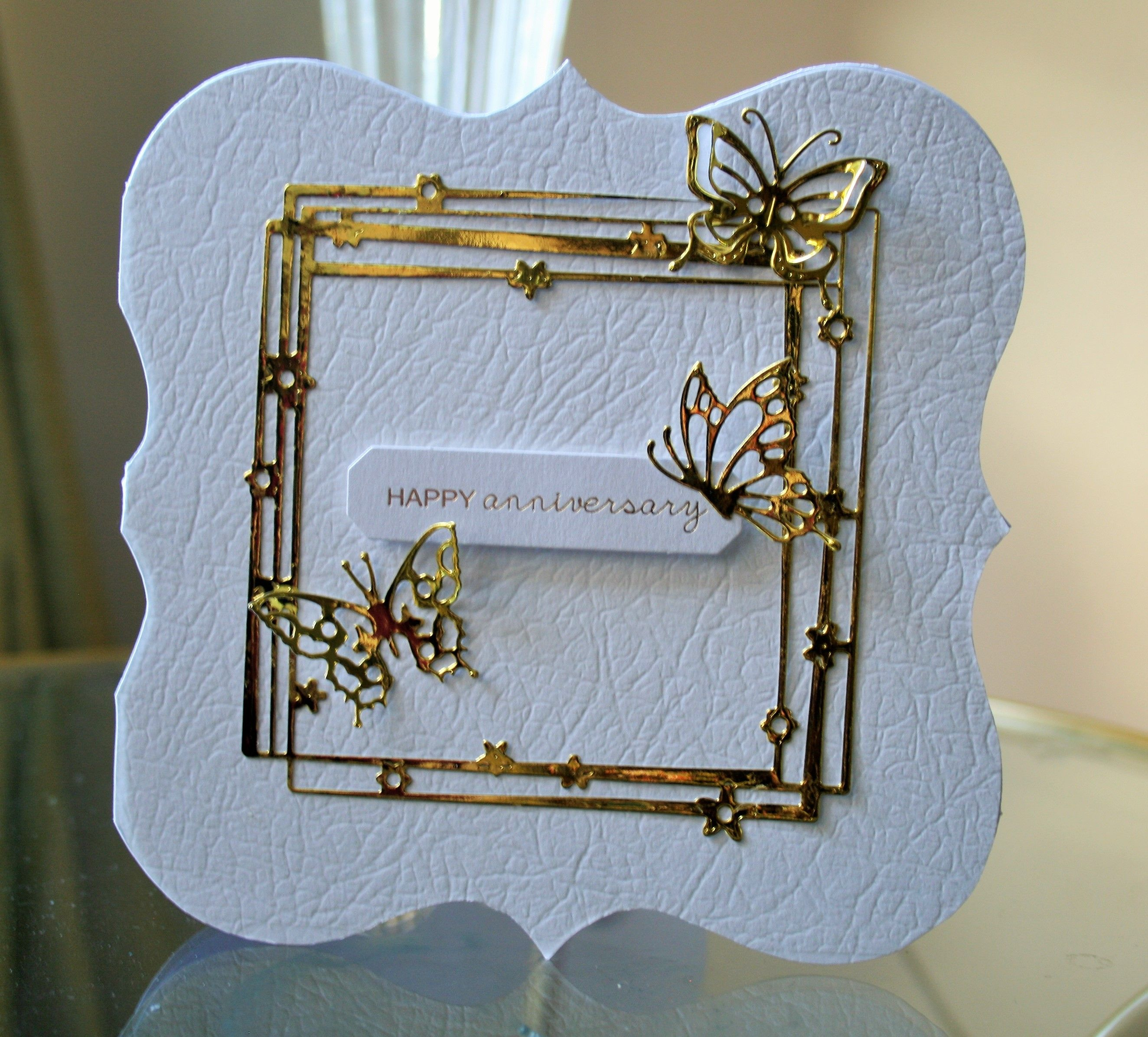 Card Making Ideas Using Tattered Lace Dies Part - 49: Simple But Elegant Card I Made Using The Latest Tattered Lace Dies.