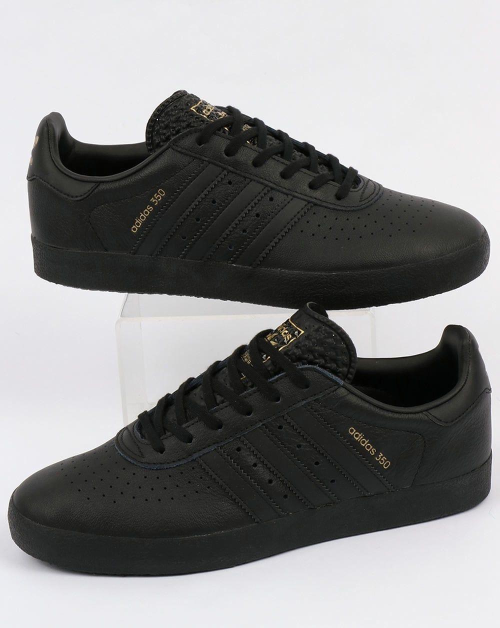 Adidas 350 Trainers Black | Adidas outfit shoes, Adidas, Adidas ...