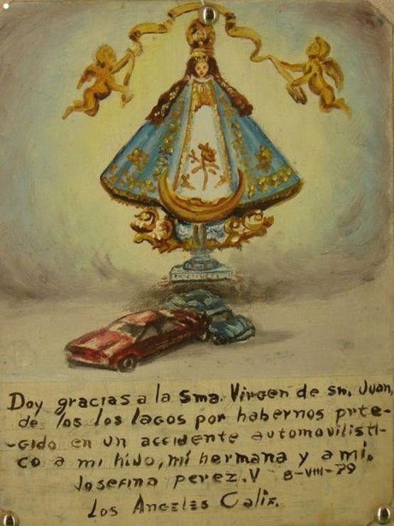Exvoto de la Virgen de San Juan 70