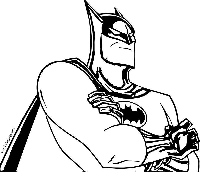 Batman Big Think Coloring Page Coloring Pages Batman Coloring Pictures