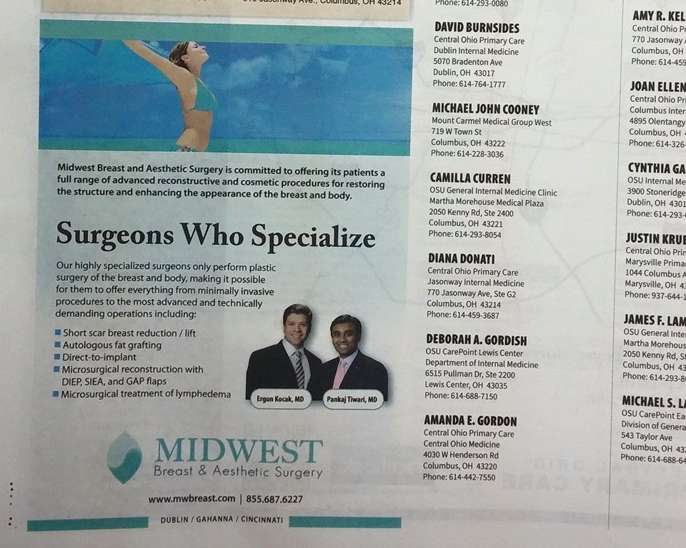 Check us out in this month's Columbus Business First, Best