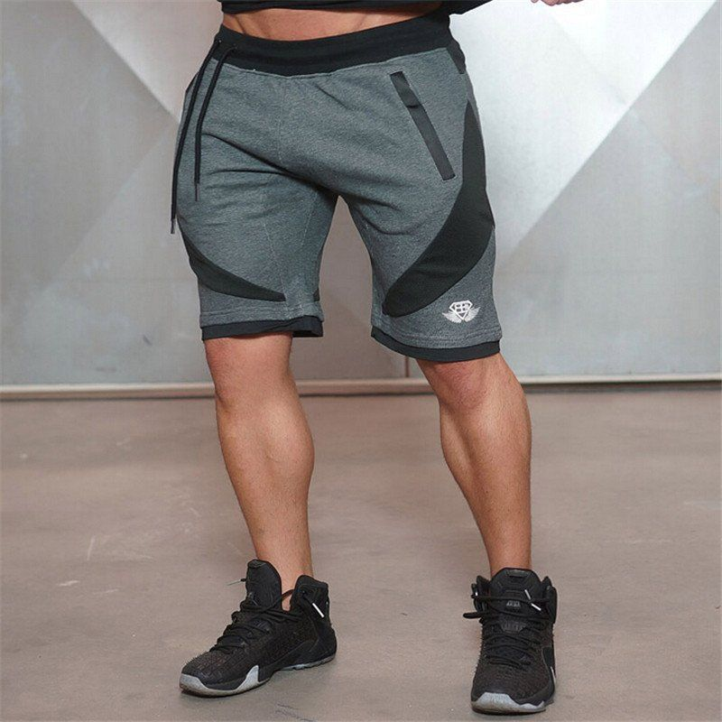Men's Shorts Gyms Beach Comfortable Trousers Loose Short Style ...