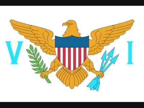 Ma Ma Bake Your Johnny Cake Virgin Islands Flag United States Virgin Islands Us Virgin Islands