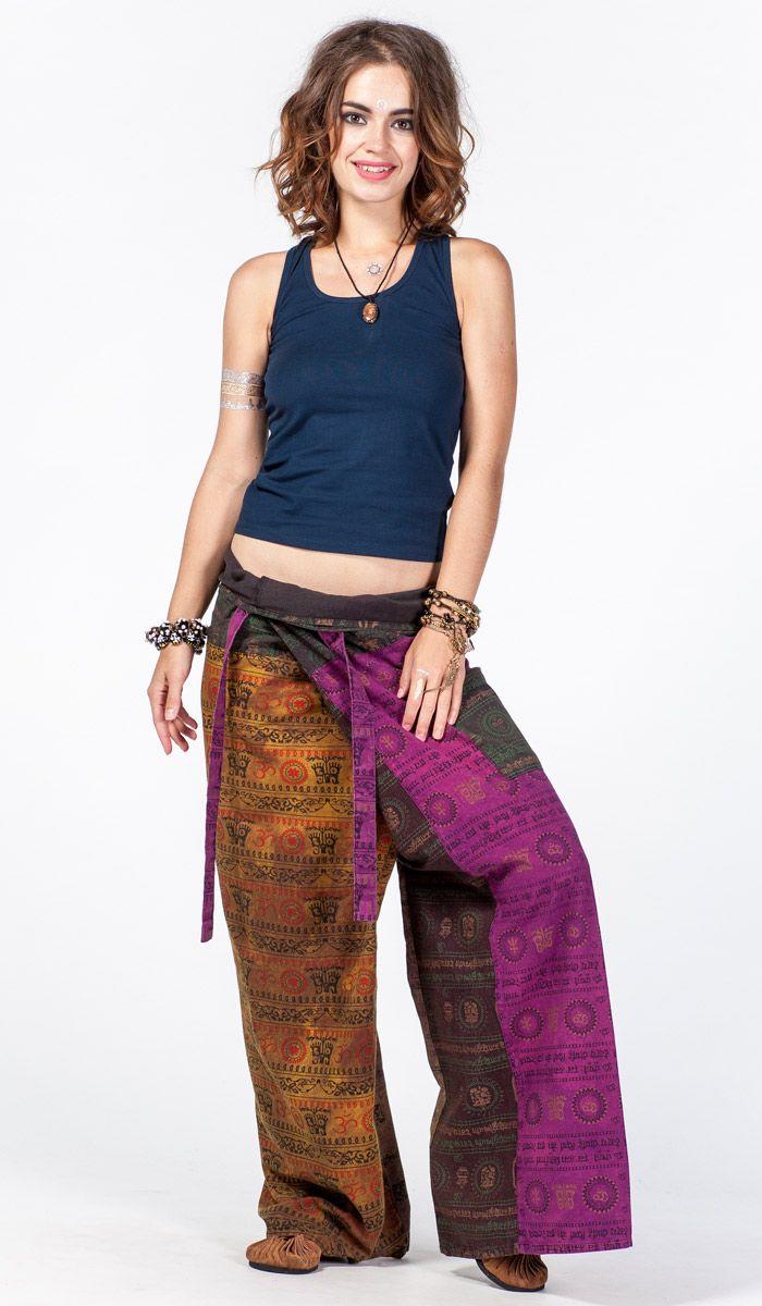 9970e010c3f Свободные штаны Джаганатх в 2019 г.