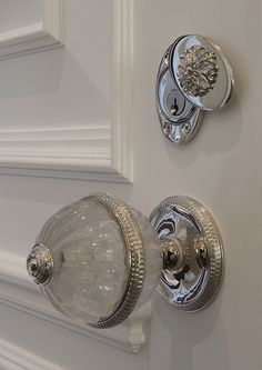 Door Knob And Key Hole Cover. I Like The Idea Of The Key Hole Cover For The  Guest Room Inside The House.
