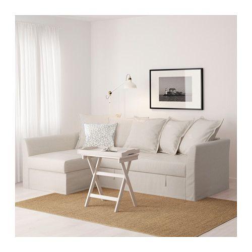 Sleeper Sectional 3 Seat Holmsund Nordvalla Beige In 2019