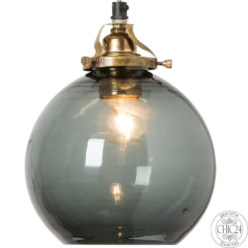 Marvelous Pendelleuchte Hope S Kabel blau chic Vintage M bel und Industriedesign Lampen Online