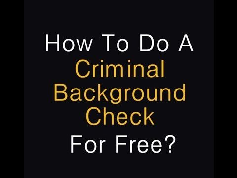 Free Of Charge Criminal Record Check Out Stage By Phase Data Http Www Hotstuffpicks Com Backgroundcheck Free Of Charge Criminal Record Check Out Stage By