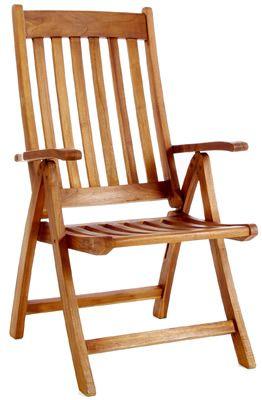 teak folding chair banquet chairs with arms arm allthingscedar a patio ideas