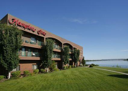 Hampton Inn In Richland Wa Along The Columbia River 486 Bradley Boulevard Washington 99352