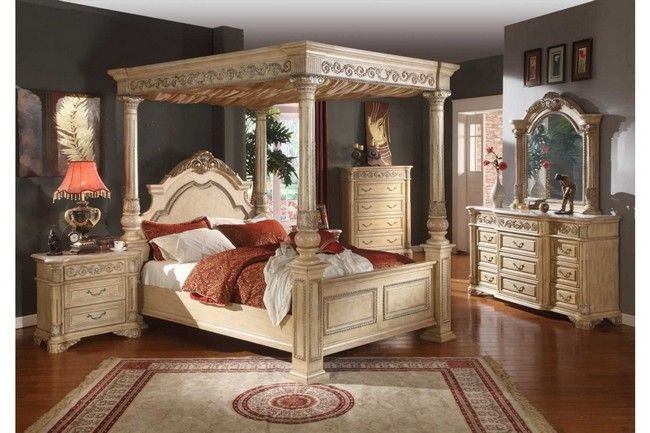Charmant Transforming Your Bedroom Using Luxury Canopy Beds