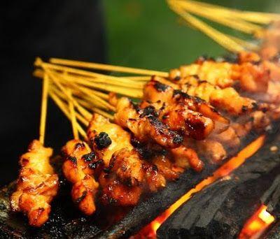 Resepi Satay Kajang (Sate Ayam) Haji Samuri ~ Koleksi Resepi Cik Bee