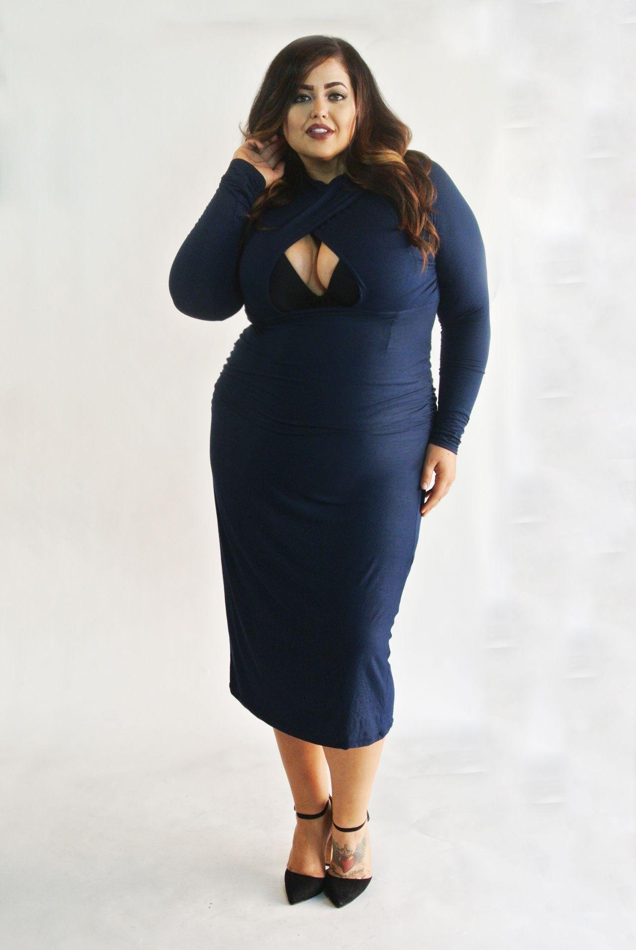 myrda j petite plus size chest cutout bodycon dress - Plus Size Valentine Dresses