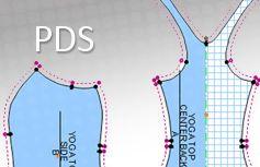 Optitex PATTERN DESIGN SOFTWARE (PDS)   Pattern Making