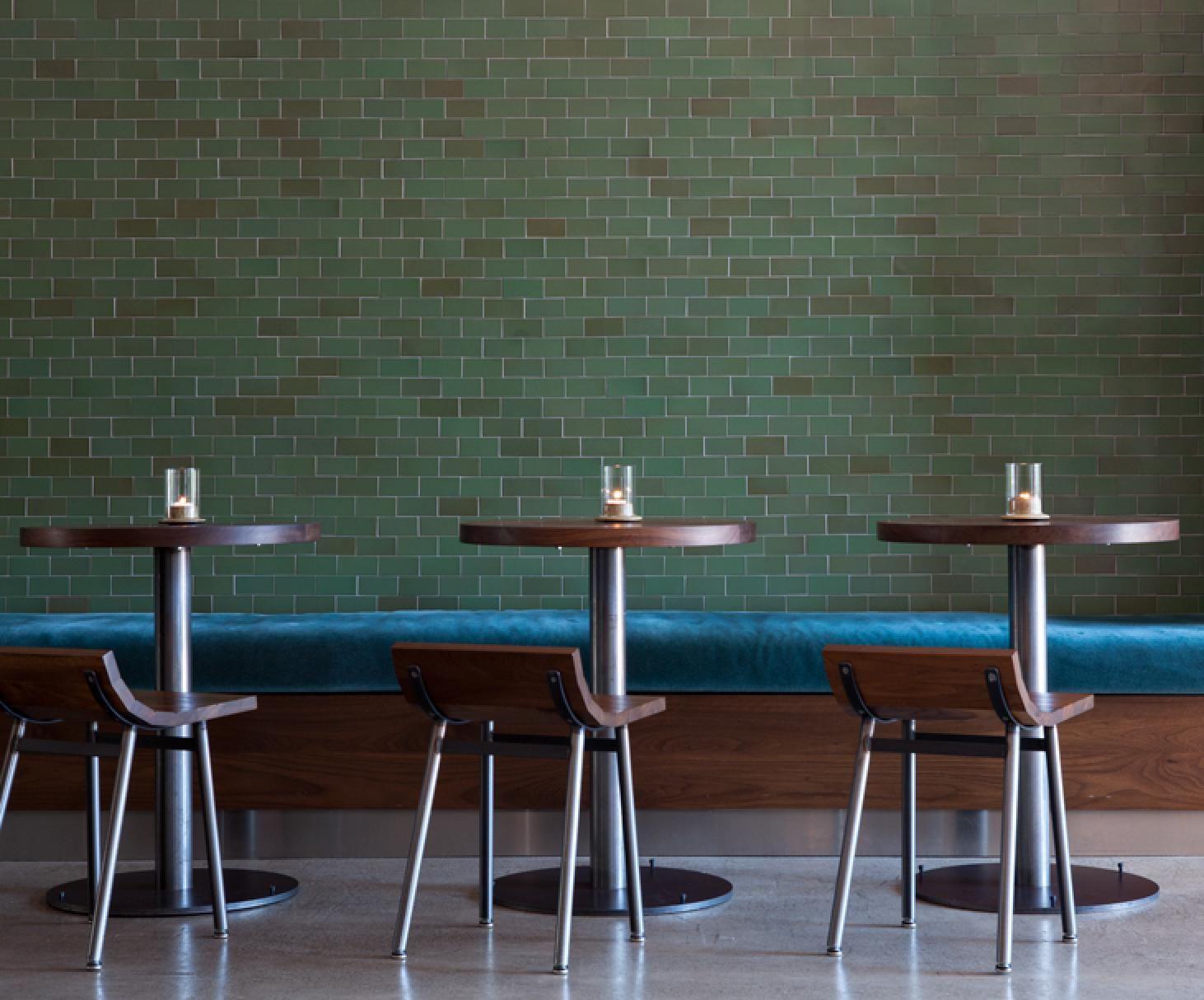 Heath Ceramics: Marin's Farmshop restaurant shows off the