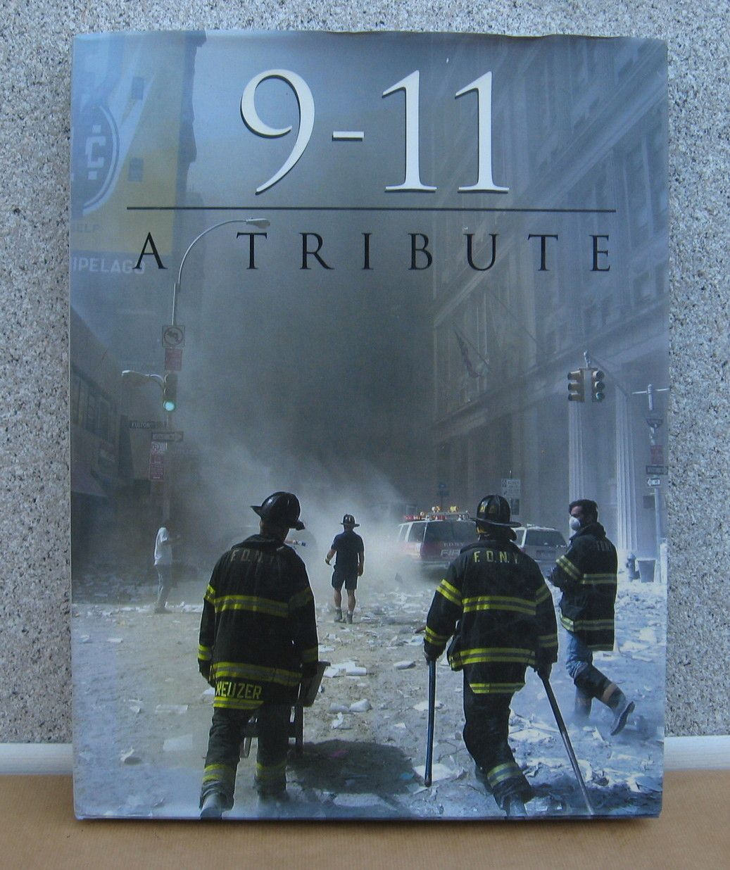 SOLD 911, A Tribute Tribute, Coffee table books, Thing 1