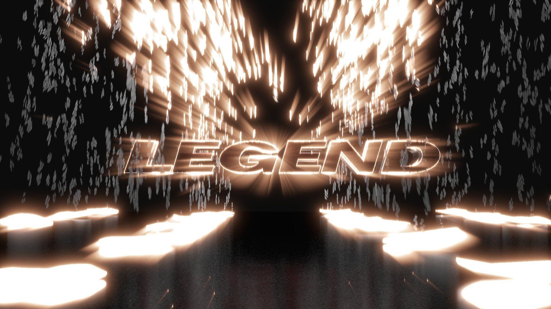 FREE Blender intro template Legend BLENDER INTRO TEMPLATE WEEK 3