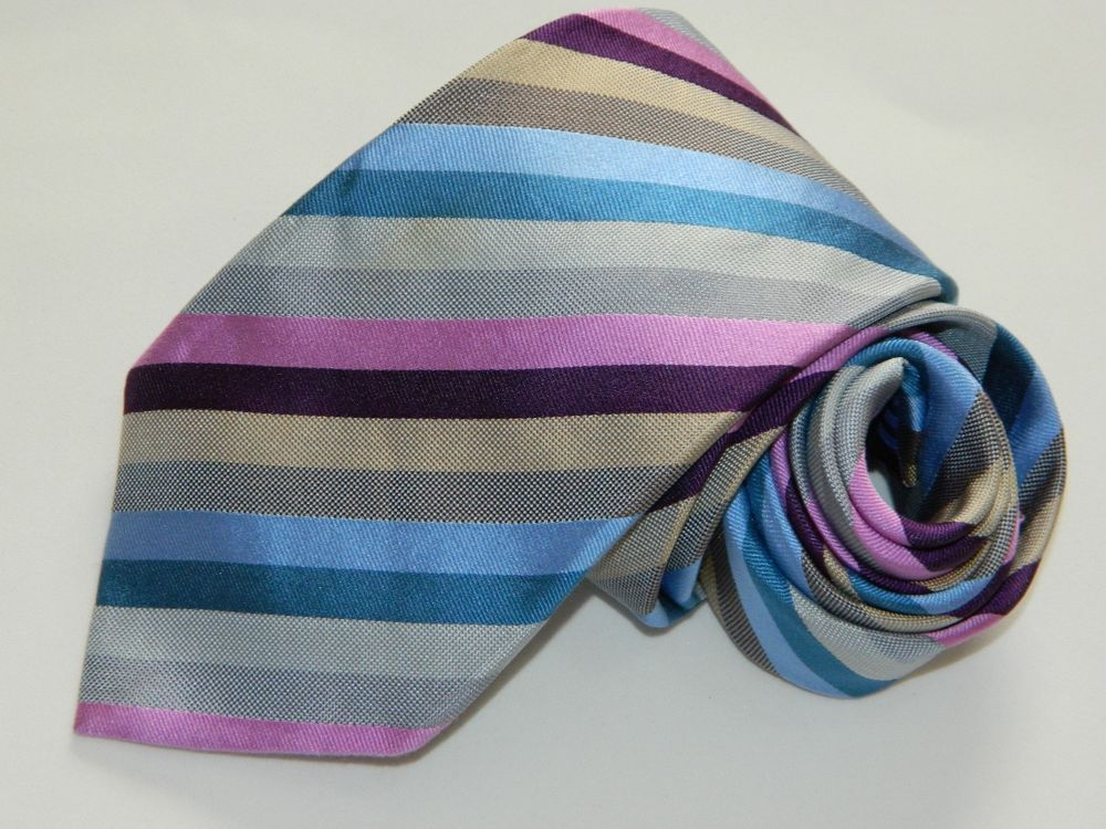 316936cf Men's Charles Tyrwhitt Multicolor Silk Neck tie Made in England #fashion # clothing #shoes #accessories #mensaccessories #ties (ebay link)