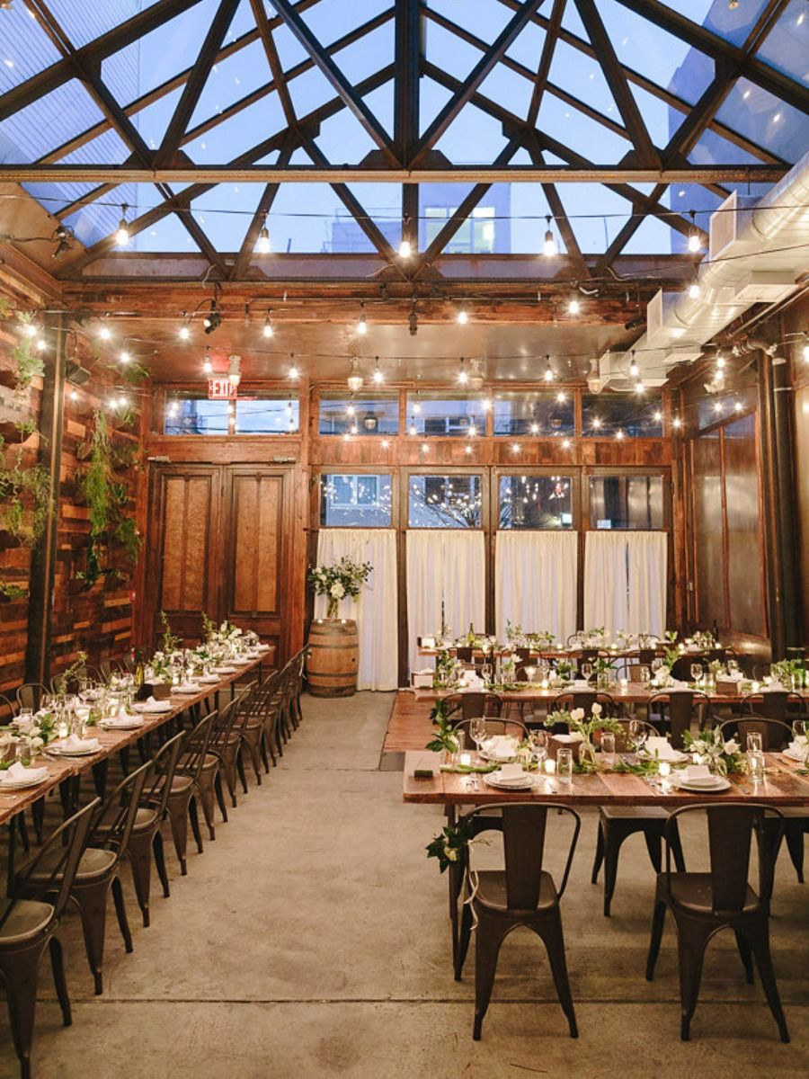You Don't Have to Love Wine to Wanna Wed at Brooklyn