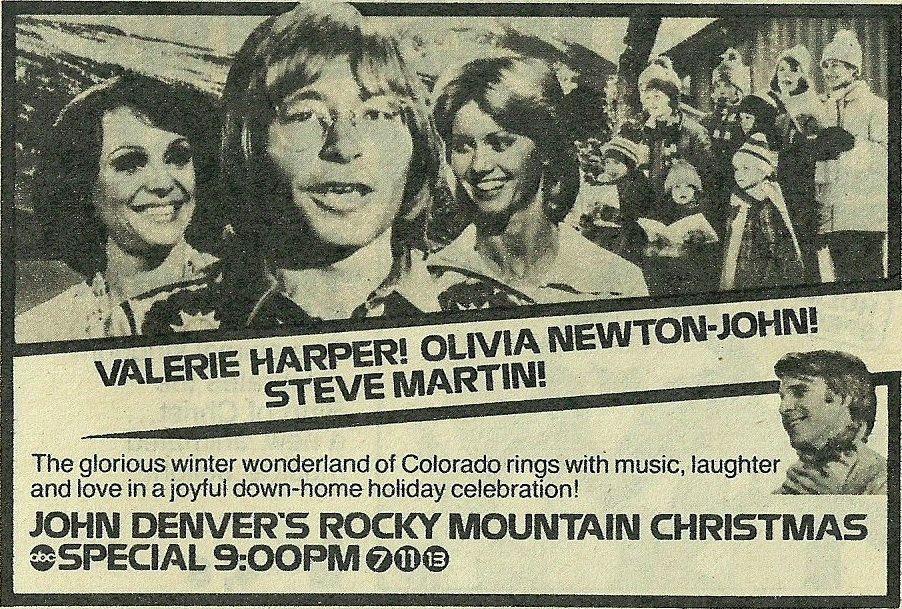 Rocky Mountain Christmas | John Denver!- Far Out! - My favorite ...