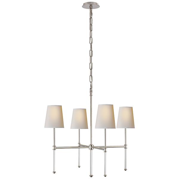 Camille Small Chandelier circa lighting charleston interior design ...