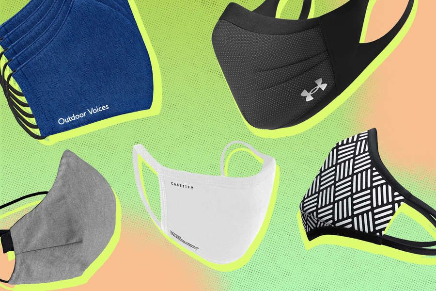 19 workoutfriendly face masks to stay safe comfortable