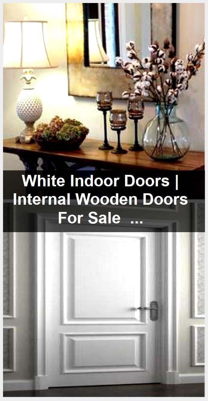 Photo of White Indoor Doors | Internal Wooden Doors For Sale | White Interior French Door…,  #door #…