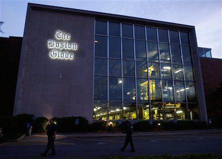 Boston Globe drops paywall, adds meter instead. Poynter http://www.poynter.org/latest-news/mediawire/242132/boston-globe-drops-paywall-adds-meter-instead/