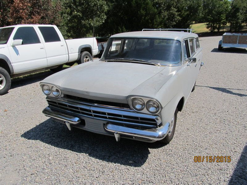 1960 Rambler Cross Country Super Station Wagon for sale by Owner ...