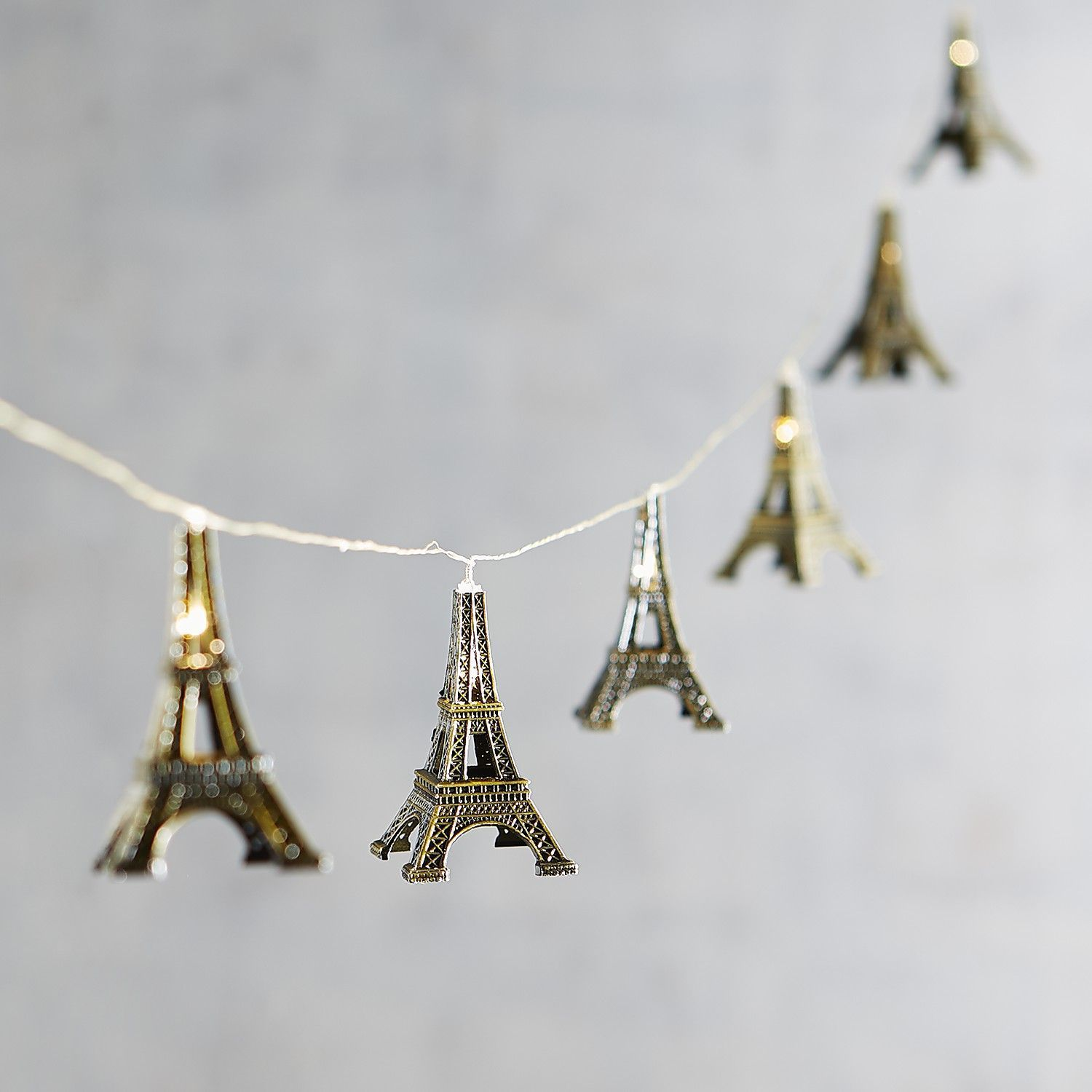 Photo of Eiffel Tower 10′ LED Glimmer Strings®