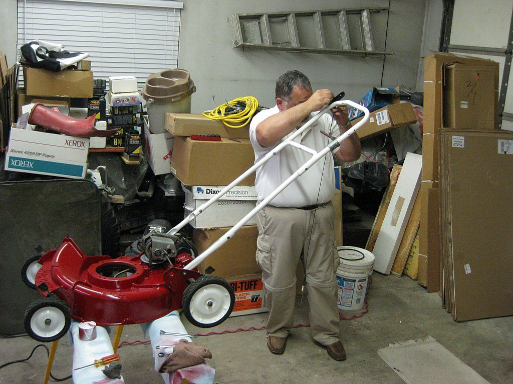 Ten Reasons Why You Should Work on Your Own Car - 4. You will be able to fix other things as well