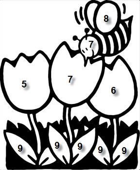 Free Math Coloring Pages For Kindergarten Coloring Pages