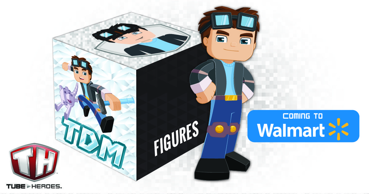 b4b91ff902 danTDM is coming soon to a Walmart store near you! While you re there