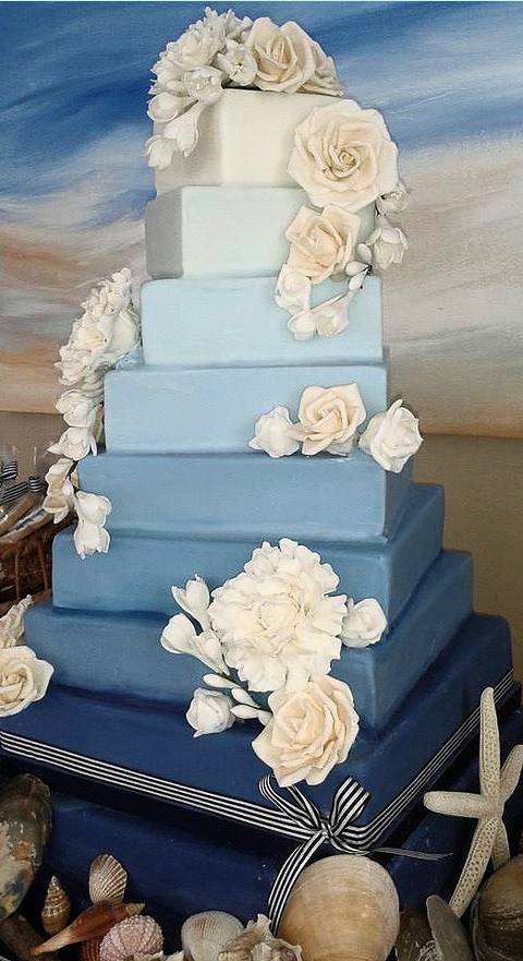 Amazing Wedding Cakes Designed By Zoes Cake Boutique