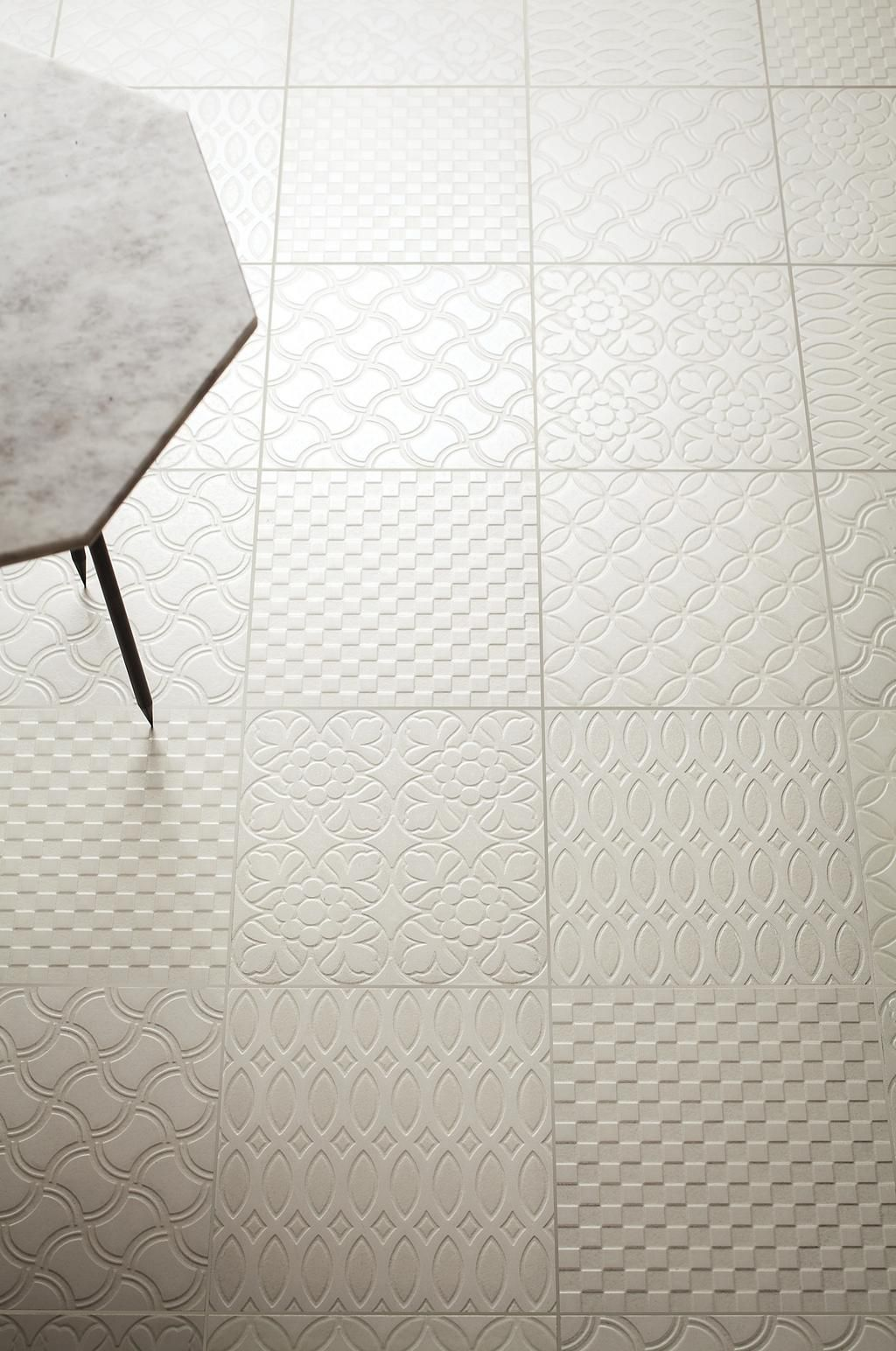 johann paquelier on carrelage sol carrelage et relief. Black Bedroom Furniture Sets. Home Design Ideas