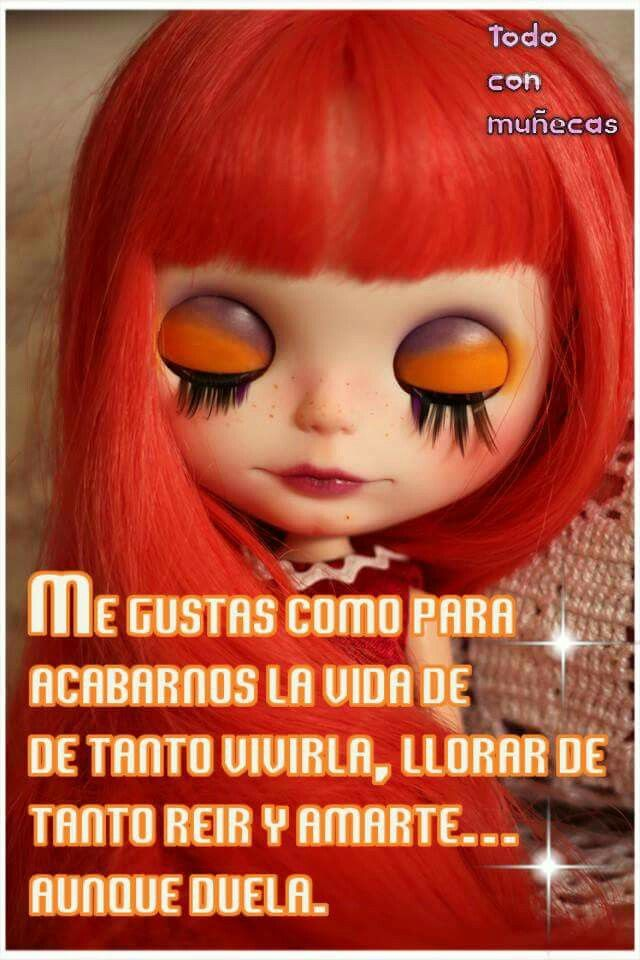 Todo con muñecas