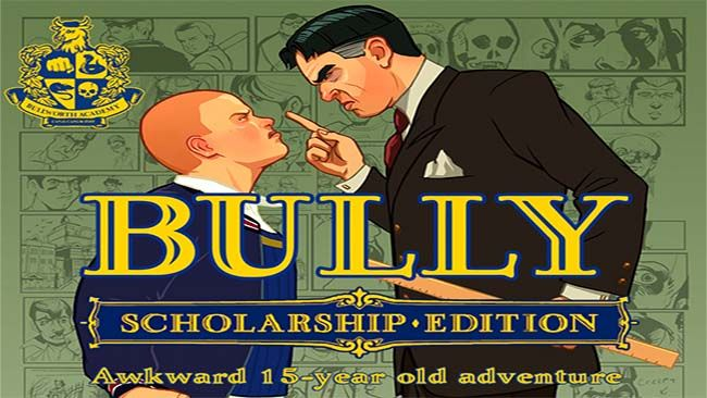 Pin by Rachel McVey on Bully Scholarship Edition | Windows