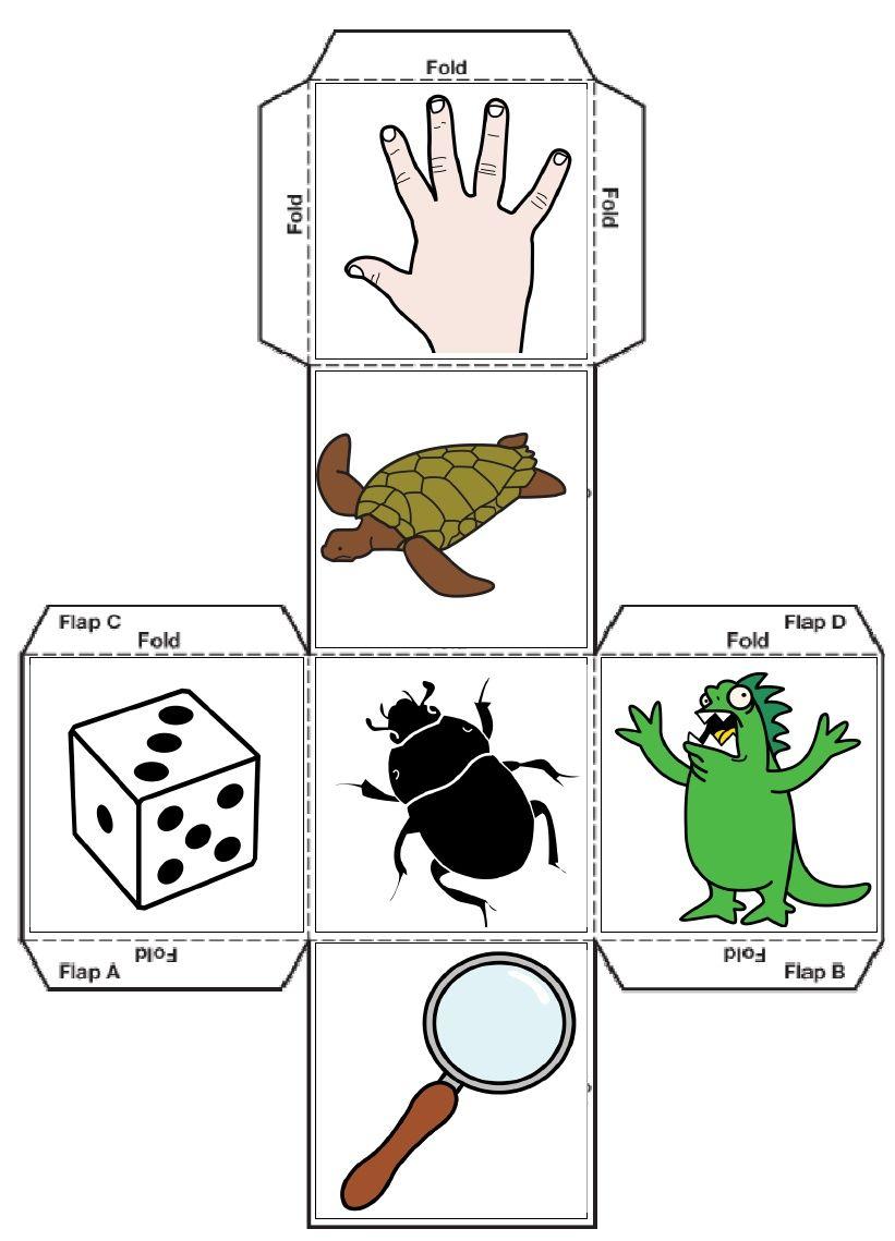 Story Cubes 1 … | Educación | Pinterest | Cubos, Escritura y Lengua