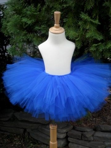 16629a0d1d Bright Blue Teen or Adult Tutu by totaltutu on Etsy, $35.00 ~ any teen who  wears this is probably going to need to have some long conversations.
