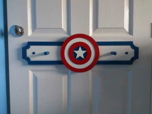 Super hero bedroom Home Improvement Pinterest Chambres