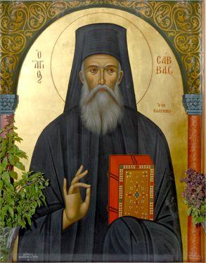 Savvas the New of Kalymnos - OrthodoxWiki