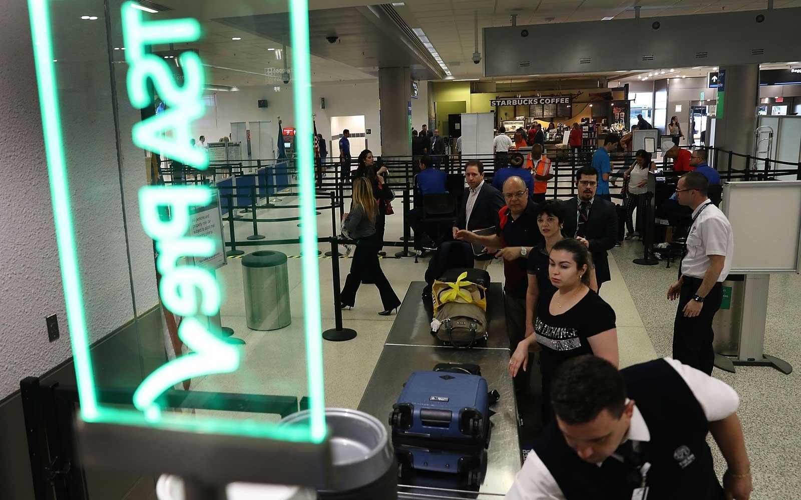 Why You Should Double Check Your TSA Precheck and Global