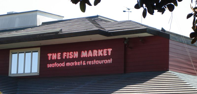 The Fish Market Flagship Restaurant Since 1989 This Waterfront Landmark In Downtown San Diego Is Recognized As The Pre The Fish Market Restaurant Fish House