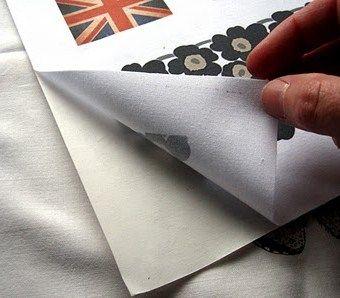 how to: printing miniature fabric