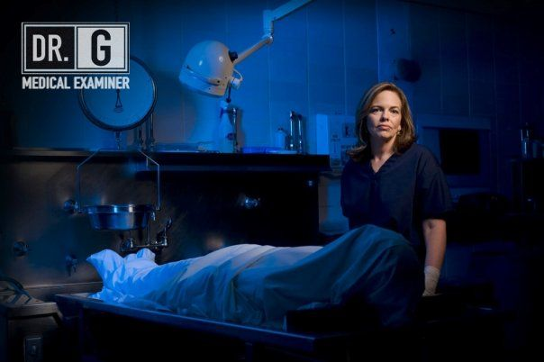 Dr G Medical Examiner Hey Hey Guys I Will Also Be A DrG  You