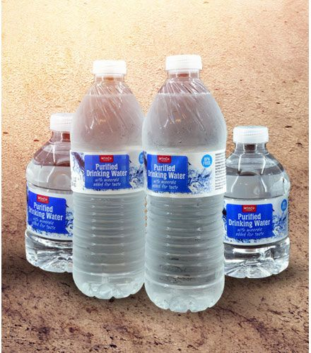 New Winco Foods Brand Purified Drinking Water Just In Time For Summer Thirst Water Purifier Drinking Water Winco Foods