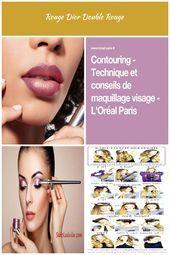 Rouge Dior Double Rouge  Lips  Makeup  DIOR MakeUp Techniken Rouge Dior Doub