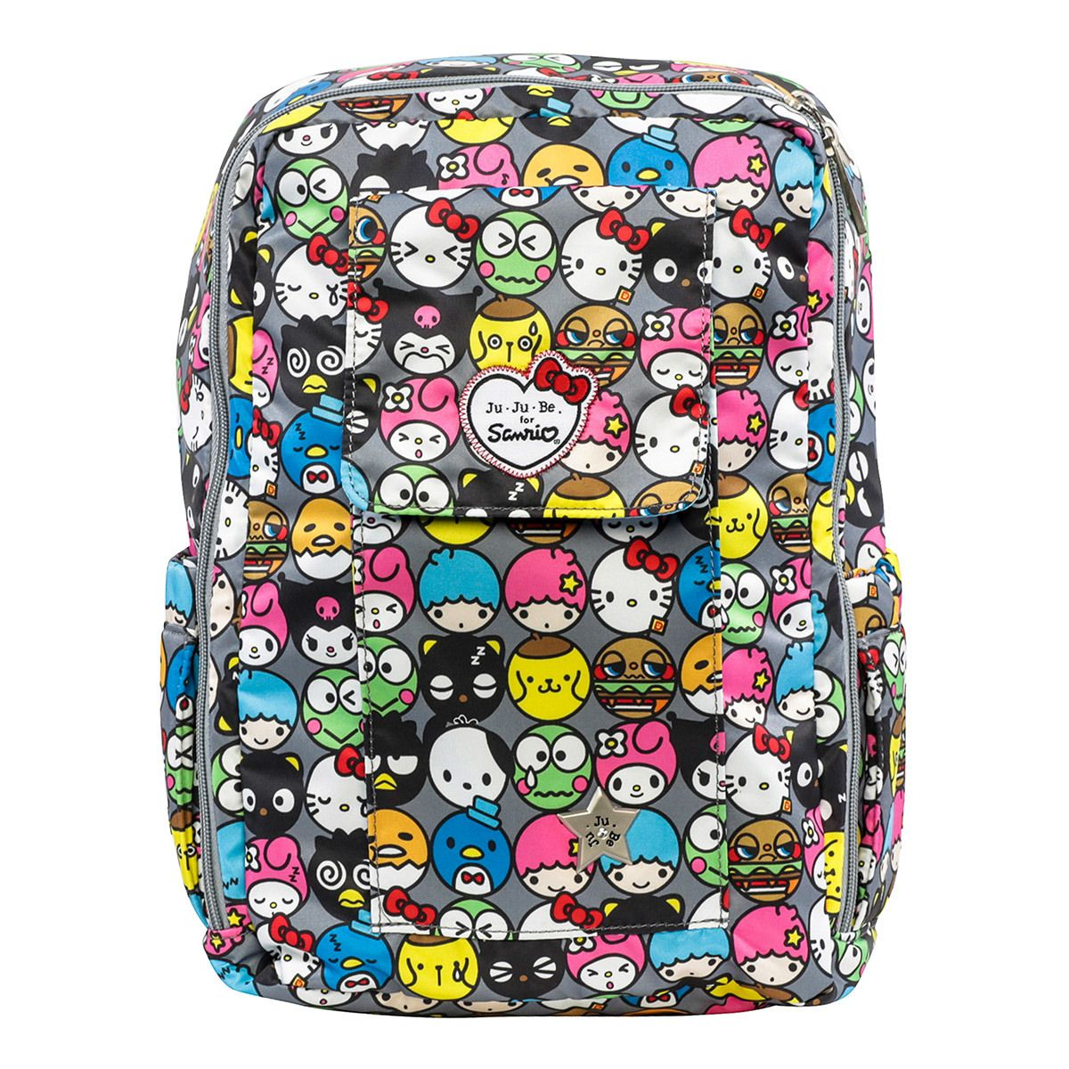 78df31b2ab77 MiniBe - Hello Friends Small Backpack